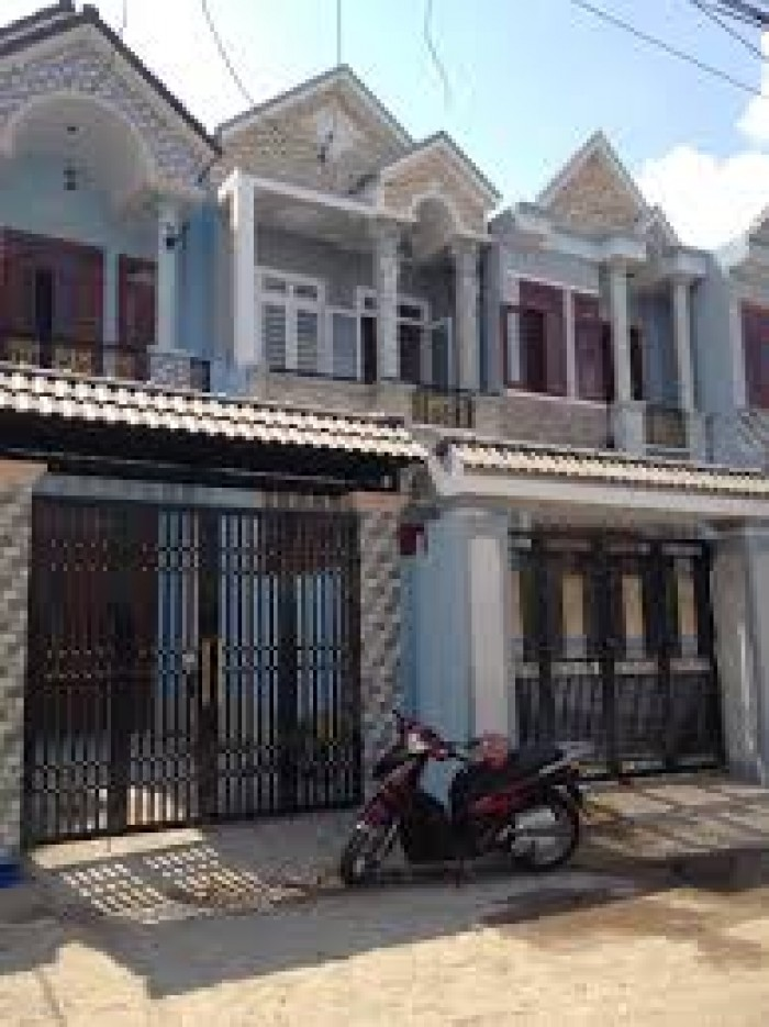 KDC Đại Lâm Phát Residential cách chợ Bình Chánh 5 phút, SH riêng.
