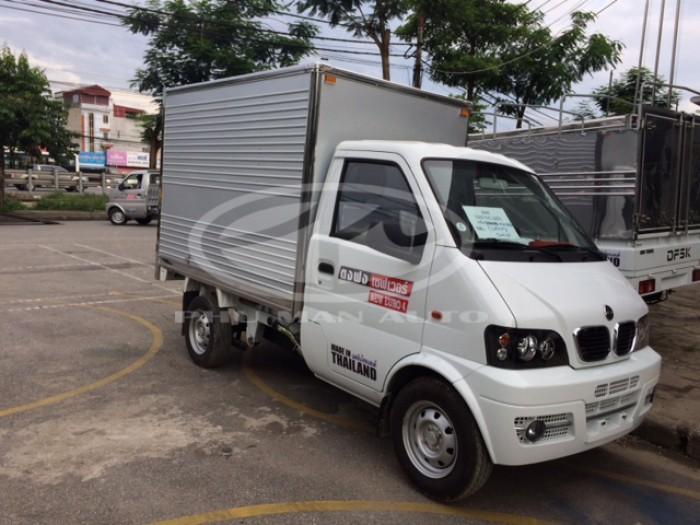 Xe tải Thái Lan nhập khẩu - xe tải nhẹ mới 2017