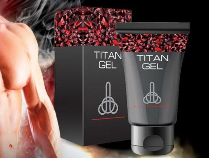 Combo 03 tuýp Titan Gel cho nam