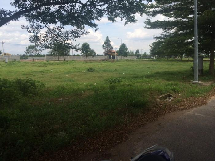 Lô đất nền quận 12- thơi an