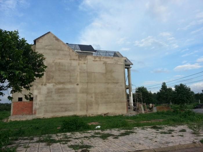 Tâm điểm đầu tư cầu Cát Lái, đất nền Phú Hữu MT 35m, sổ riêng, thổ cư 100%
