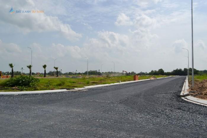 Tâm điểm ĐT 2017, đất nền Phú Hữu, ngay chân cầu Cát Lái, SĐR, trả góp không LS