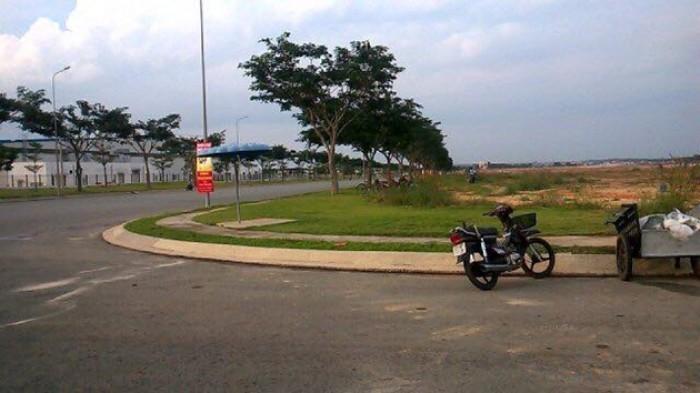 Đất vàng ĐT 2017, đất nền Phú Hữu, ngay chân cầu Cát Lái, 125m2 SĐR, trả góp không