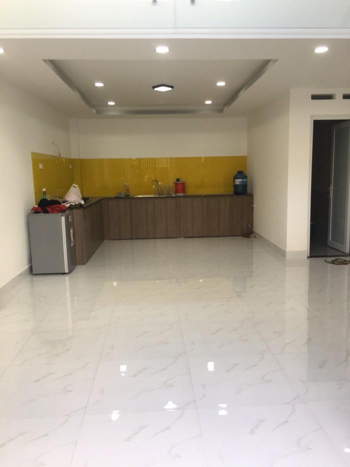 Bán nhà mới xây xong 434/36 Lê Văn Thọ, phường 9, quận Gò Vấp, hướng Tây
