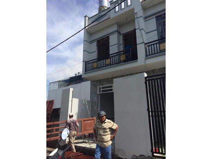 Nhà Ấp2 Xã Bà Điểm 4x12m 1 Lầu _ Đường Phan Văn Hớn