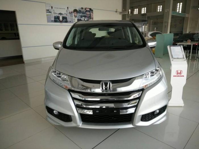 Honda Odyssey sản xuất năm 2016 Số tự động Động cơ Xăng