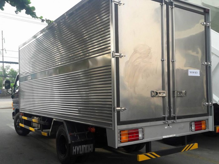 Xe tải 6,5 tấn HD99 Hyundai Đô Thành, tặng khuyến mãi trước bạ.