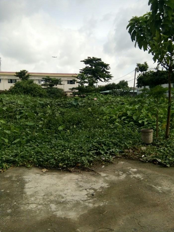 Bán đất mặt tiền thổ cư gần đường Kha Vạn Cân, Linh Đông Thủ Đức 56m2