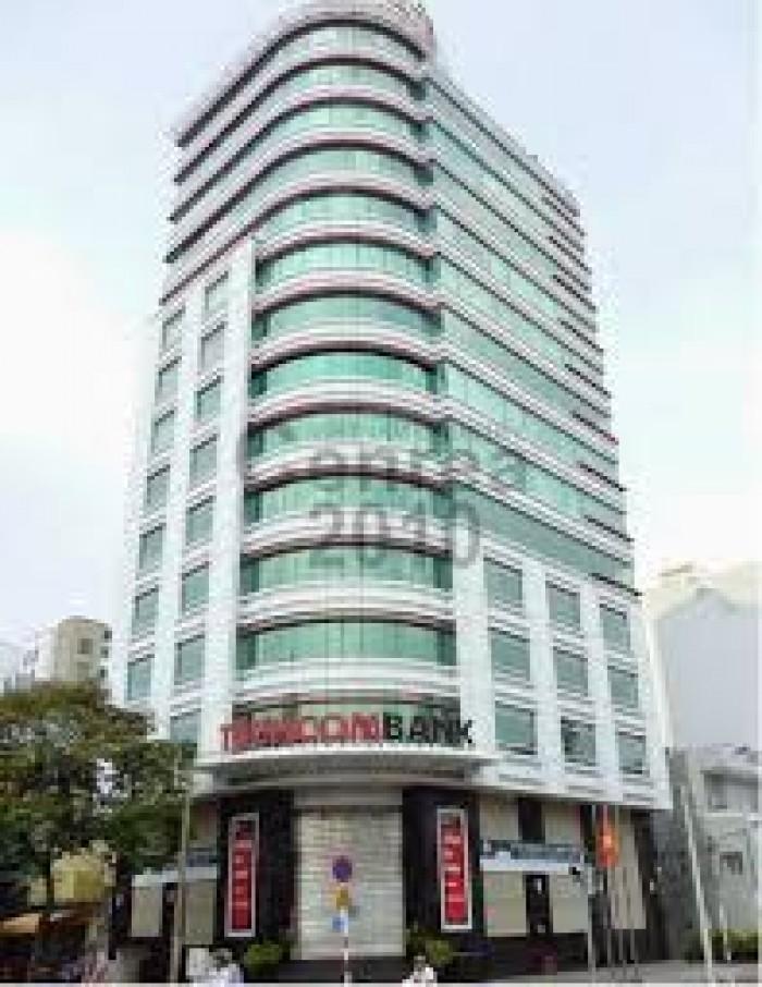 Bán building 6 lầu góc Nguyễn Trãi Nam Quốc Cang, Q1 (8,5x22m)
