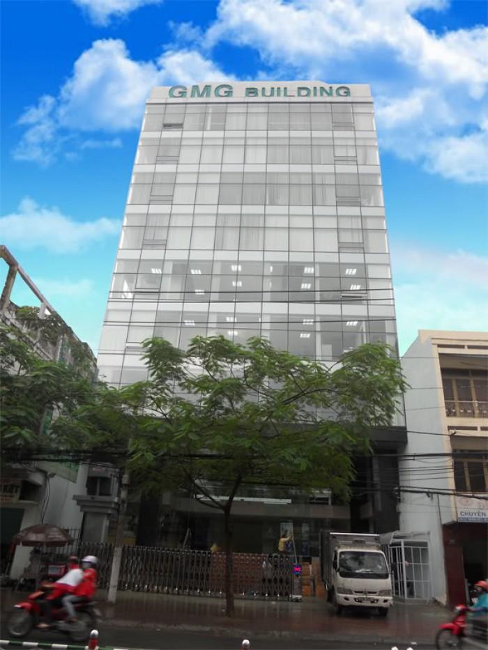 Bán nhà mặt tiền Quận 1. DT 8mx21m (được XD hầm 9 tầng)