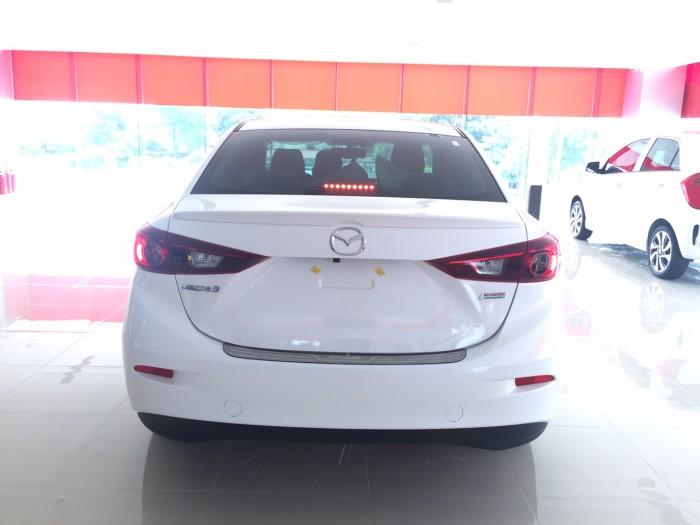 Mazda Thái Bình bán Mazda3, ưu đãi giá cực lớn trong tháng 8