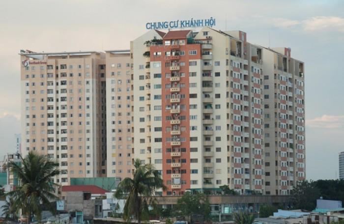 Cần bán gấp căn hộ Khánh Hội 1 - Quận 4, Diện tích 86m2
