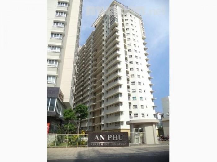 Cho thuê căn hộ chung cư An Phú, Dt 101m2