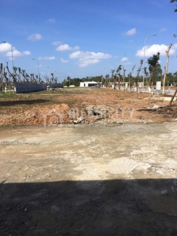 Đất ngay KCN Vĩnh Lộc 2, SHR chính chủ