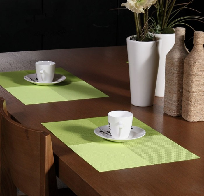 Bộ 04 tấm lót sàn bàn ăn NX105