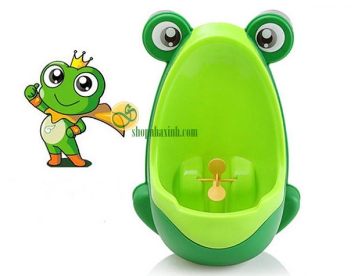 Bệ tiểu mini gắn tường cho bé trai hình ếch NX950