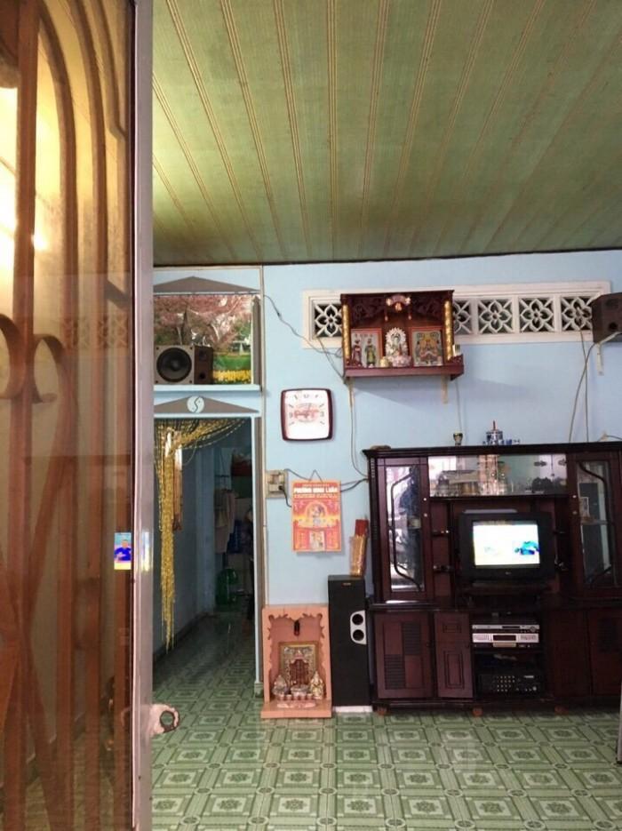 Bán nhà cấp 4 đường Trần Thị Hè, phường Hiệp Thành, quận 12, 62m2