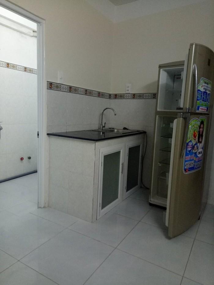 Phú Nhuận cho thuê Căn Hộ dịch vụ 60m2,2PN,Full nội thất, Free nước, net, cáp, giờ tự do