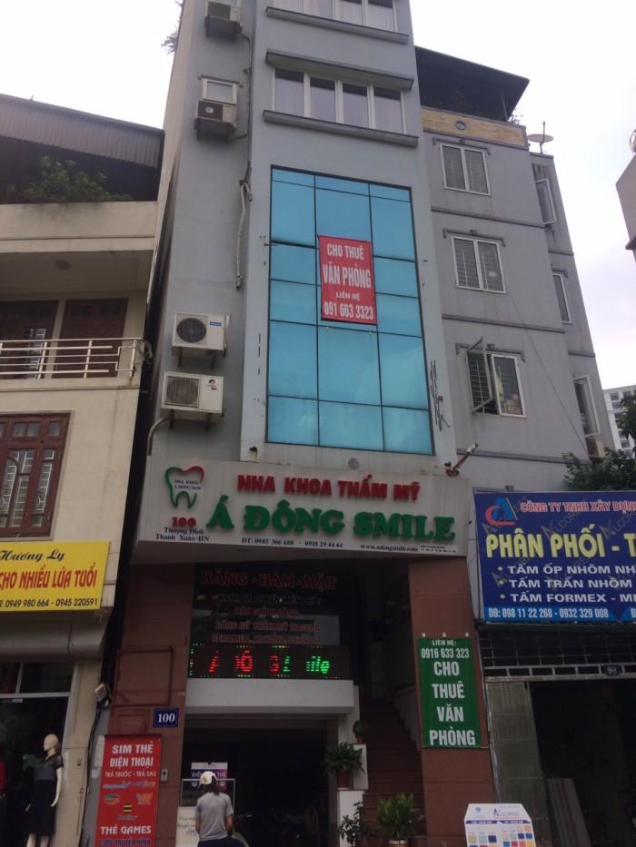 Cho Thuê Văn Phòng 65m2 Tại Thượng Đình Thanh Xuân Hà Nội
