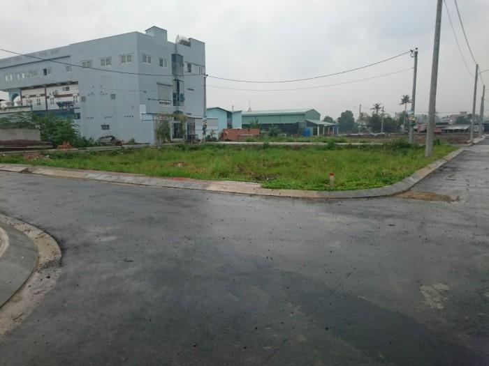 Bán Gấp 2 Lô Đất Thổ Cư 100%, Chợ Cầu Xáng, Trần Văn Giàu, Sổ Riêng.