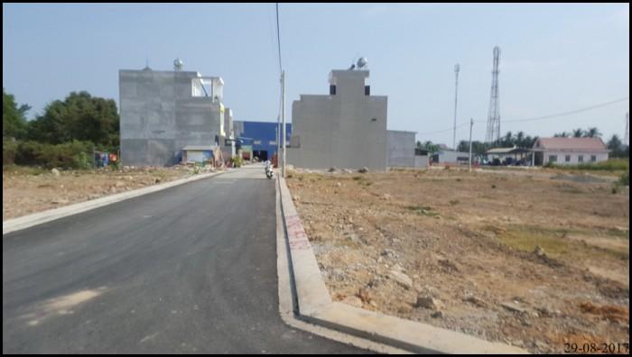 Đất nền dự án thổ cư 100% nhận đặt chổ bắt đầu tuần này liền kề khu tái định cư sân bay quốc tế Long Thành