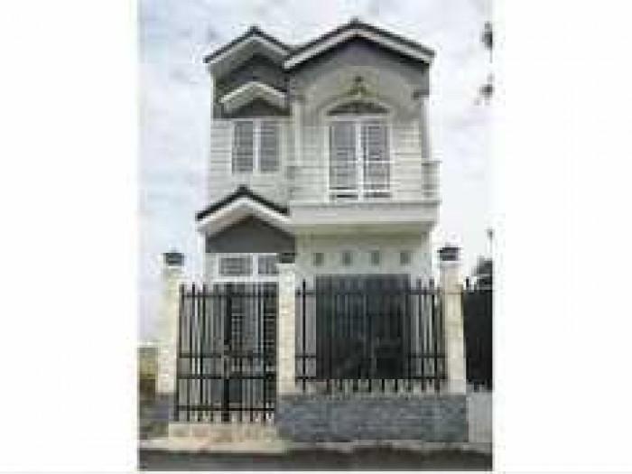 Bán nhà SH riêng 1 trệt, 1 lầu, đường Đinh Đức Thiện 480tr