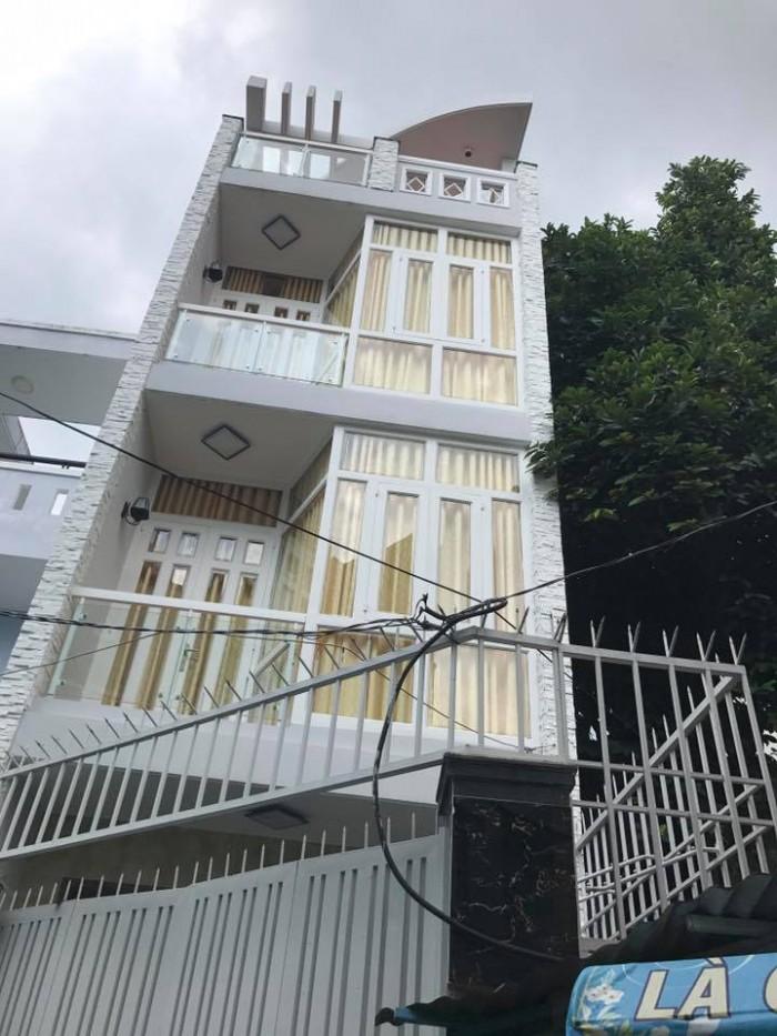 Nhà Hoàng Hoa Thám P5, HXH thông thoáng, thiết kế hiện đại