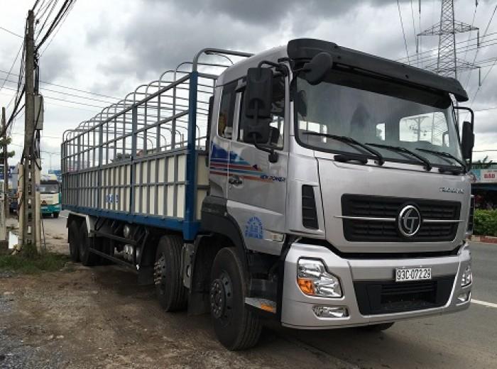 Ưu đãi- Khi mua xe tải 4 chân ( 4 giò) 17,9t 17,9 tấn 17.9T 17t9 dongfeng trường giang mẫu mới.