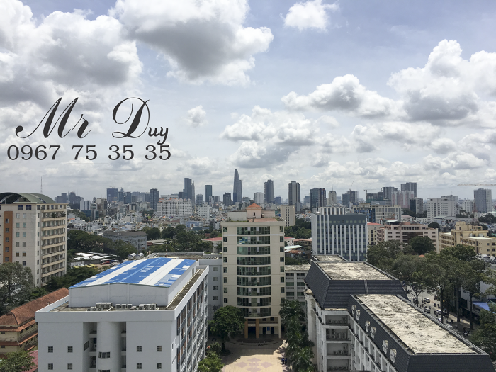 Bán căn hộ cao cấp 2PN 80m2 view Q1 gần ĐH Sư Phạm