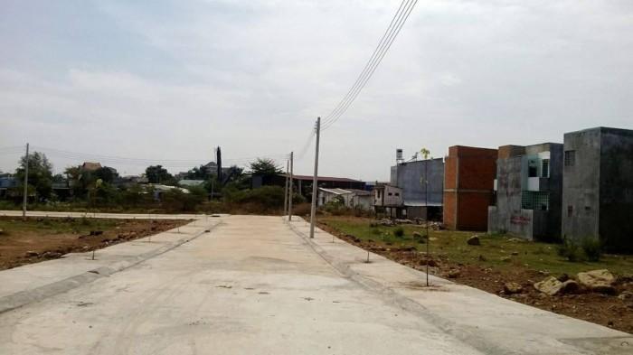 Bán đất khu đô thị mini Vĩnh Trung - Nha Trang giá rẻ có đèn chiếu sáng