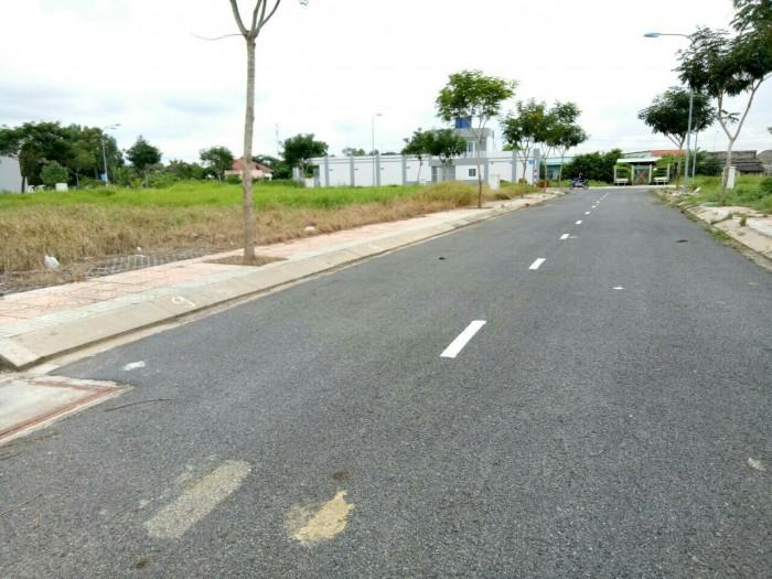Bán gấp đất đường Nguyễn Hữu Trí cách chợ Đệm 2km  sổ hồng riêng