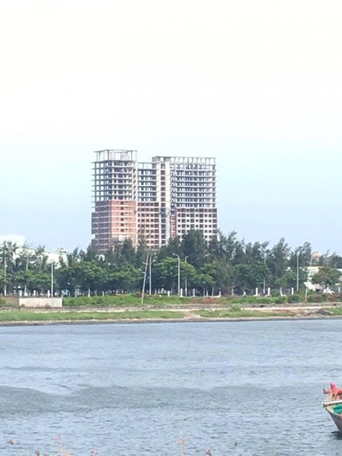 Căn hộ Sơn Trà Ocean View sang trọng mang thiết kế Singapore.