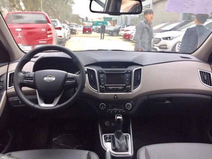 Hyundai Creta - sống tiện nghi đi bứt phá