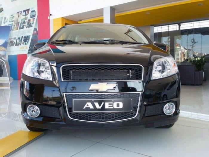 Chevrolet Aveo LT. Động cơ 1.4L