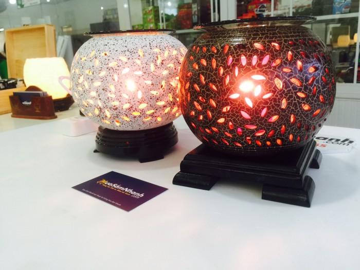 Đèn xông tinh dầu Gốm Sứ Cao Cấp, Sử Dụng Điện khuếch tán tinh dầu - MSN1812664