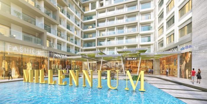 Bán mới căn hộ 3PN, Masteri Millennium, view siêu đẹp, 108m2 trước 30/9