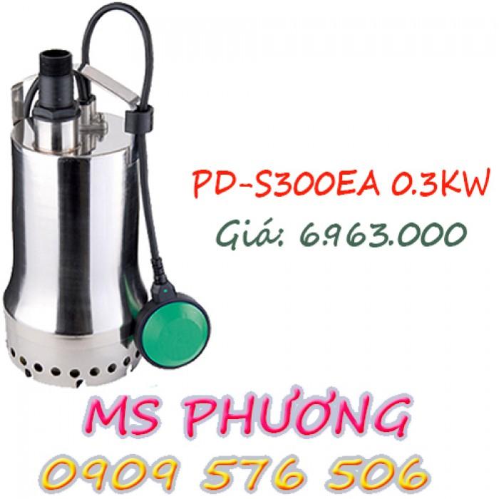 Bán máy bơm chìm nước thải Wilo Hàn Quốc giá thấp nhất5