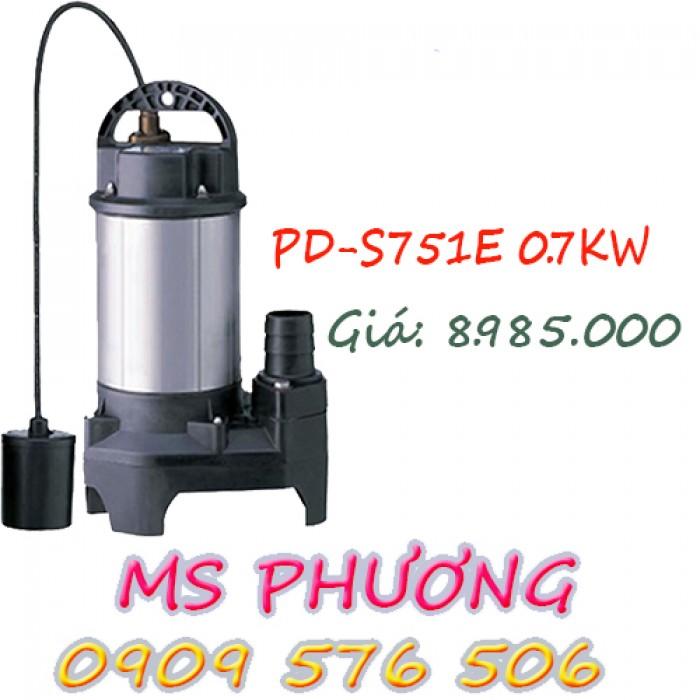 Bán máy bơm chìm nước thải Wilo Hàn Quốc giá thấp nhất2