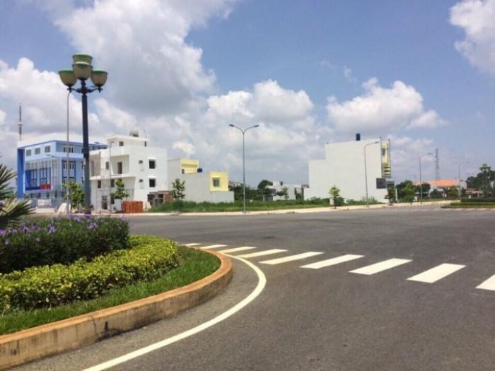 Cơ hội đầu tư đất nền MT Nguyễn Văn Bứa Hocmon SHR 100m2