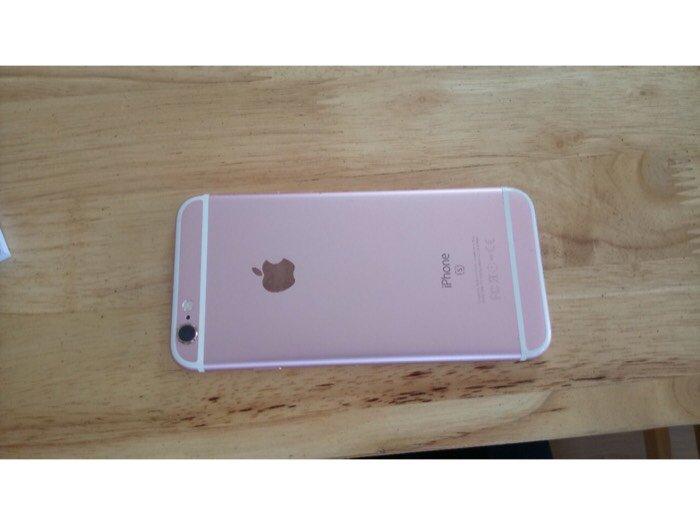 Iphone 6s hồng quốc tế 16g 97%4
