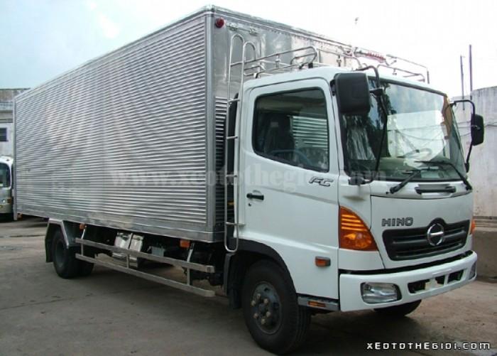 Hino FC 6,2t thùng đông lạnh 1