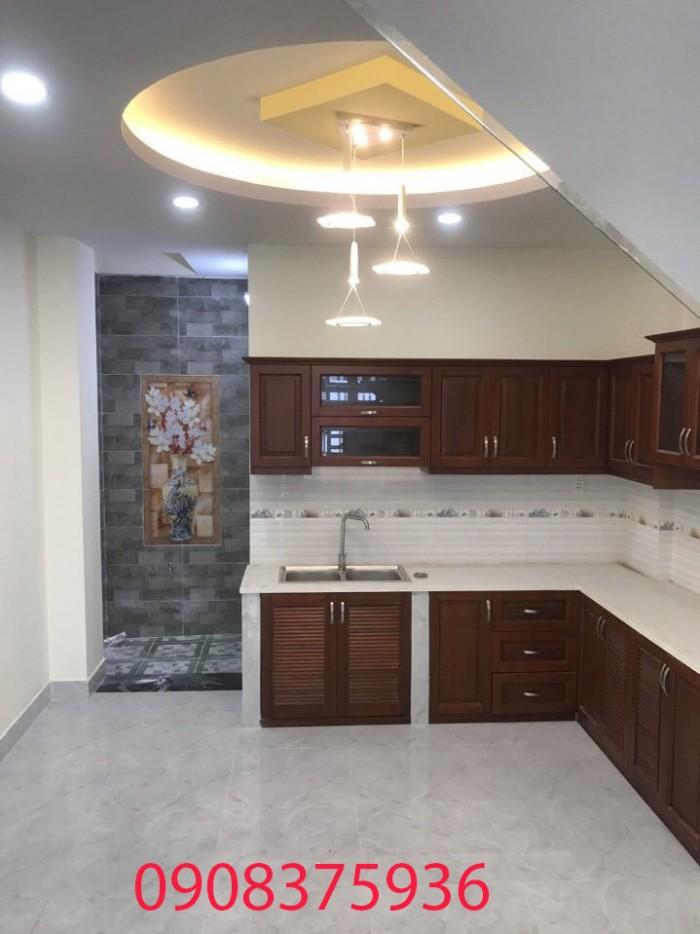 Cần tiền trả nợ bán gấp nhà đẹp khu Sài Gòn Mới, DT 5,2x13m. Giá cực mềm 1,93 tỷ