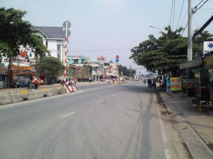 Bán Đất Shr Liền Kề Nguyễn Hữu Trí, Chợ Đệm, Bình Chánh