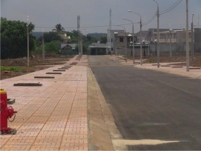 Cần tiền bán gấp đất 5x25m2 đường Nguyễn Duy Trinh Quận 2 giá 760 triệu/nền