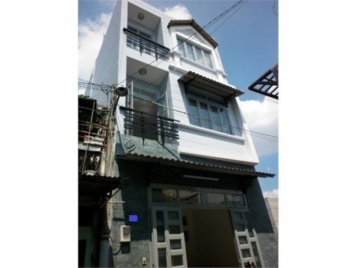 Nợ ngân hàng bán gấp nhà hẻm 2.5m đường Trần Quang Diệu, P14