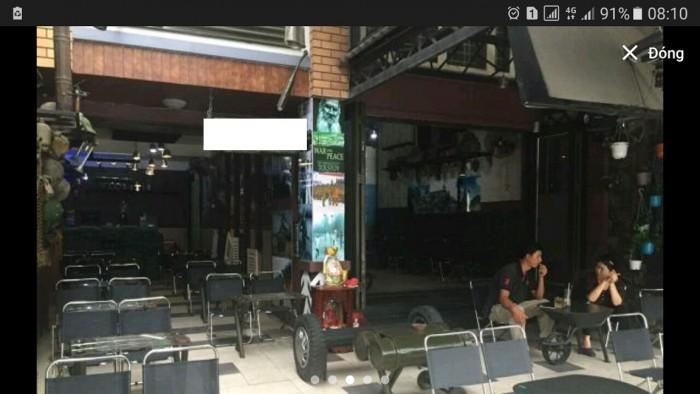 Cần sang lại quán café mặt tiền đường Lê Đức Thọ, phường 7 - Quận Gò Vấp