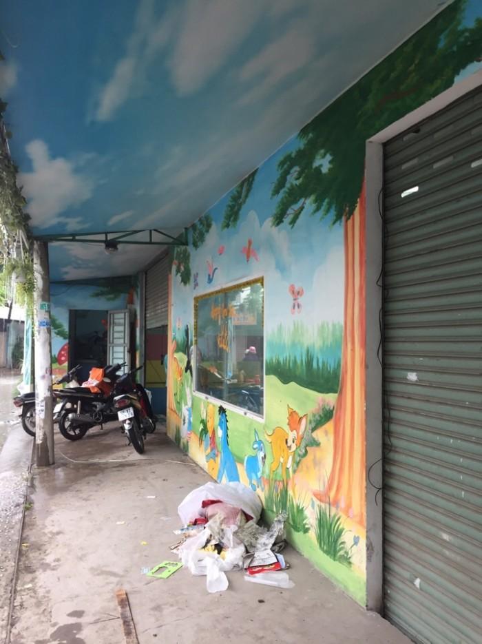 Cho thuê kho xưởng 13 x 30, đường TTH20, phường Tân Thới Hiệp, quận 12.