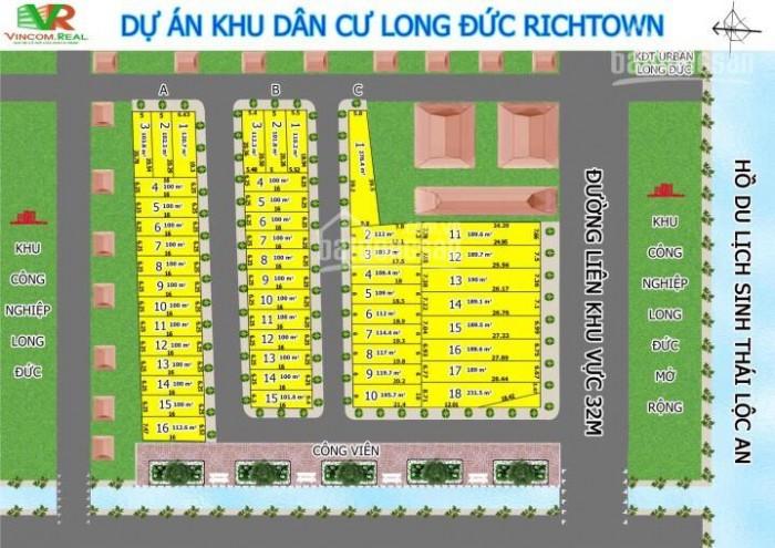 Đất thổ cư gía rẻ nhất Long Thành .gần KCN Long thành.