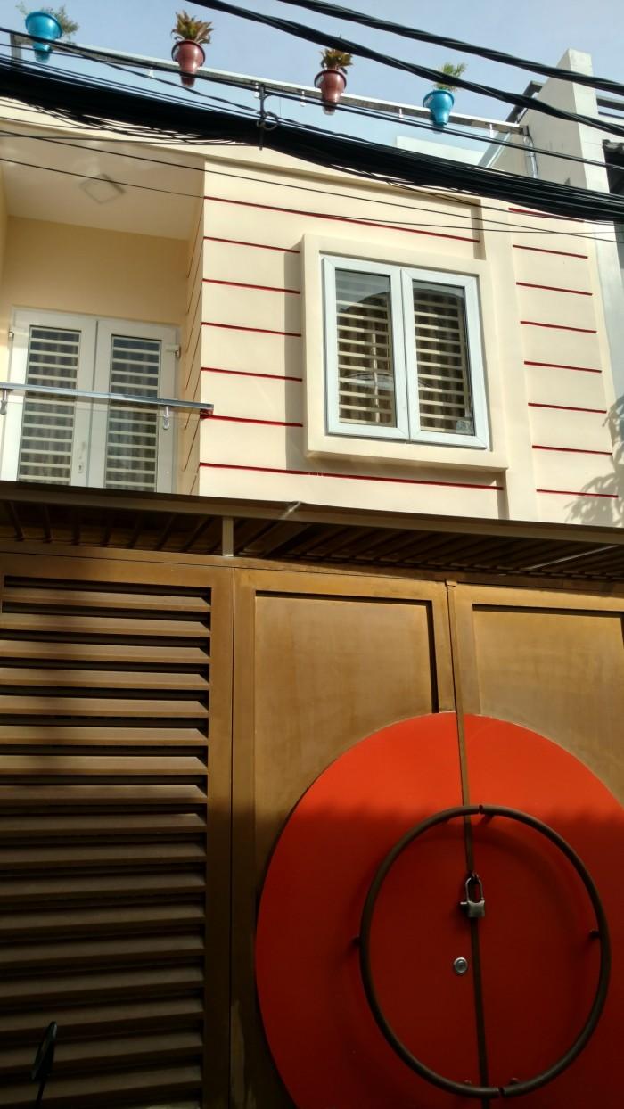 Kẹt tiền bán gấp nhà 385/ Quang Trung, Phường 10, quận  Gò Vấp, hướng Đông Nam