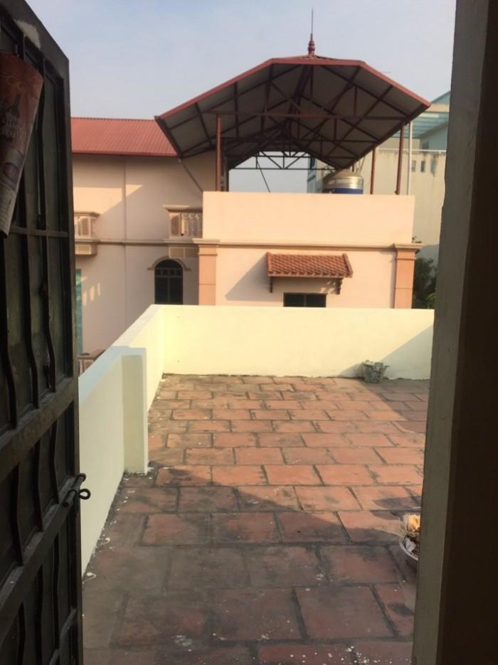 Bán nhà riêng 56m2 có sổ đỏ tại Tây Mỗ, Nam Từ Liêm, Hà Nội